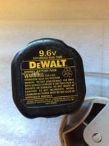 Genuine Dewalt dw9061 9.6v battery Tested - $24.95