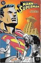 Mann And Superman Trade Comic Book One-Shot Dc Comics 2000 Near Mint Unread - $6.43