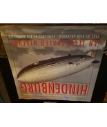 reliving the era of the great airships hardback book Hindenburg - $13.99