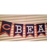 Nfl Chicago Bears Banner - Bears Banner - Bears Birthday Decor - Bears -... - $18.00