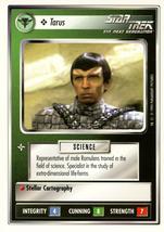 Star Trek CCG - Tarus - $0.69