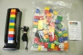 Light Stax Junior Classic Illuminated Blocks Mega Set, 102 Pieces Building Block image 6