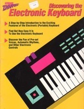Discovering The Electronic Keyboard Guide Book - $3.95