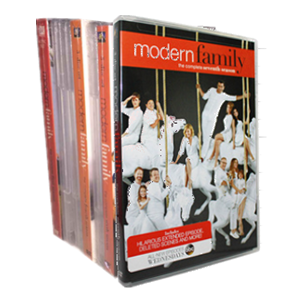 Modern Family Seasons 1-8 1,2,3,4,5,6,7,8 DVD Box Set 25 Disc Free Shipping
