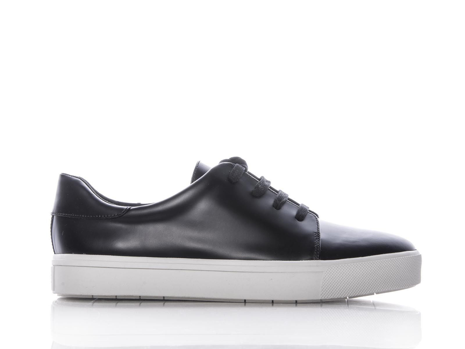 Vince. Bale Sneakers Size 9 Black - $98.01