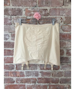 Size S - Open Bottom Girdle with Garters - Vint... - $33.33