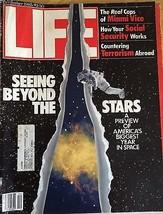 LIFE MAGAZINE DEC. 1985, MIAMI VICE, SOC. SEC., TERRORISM, ADVERTISEMENT... - $8.55
