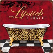 """Lipstick Lounge 18"""" Square - $40.00"""