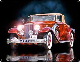 Le Photiste Classic Car Metal Sign - $24.95