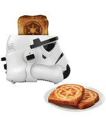 Star Wars Stormtrooper Toaster Galactic Kitchen... - $59.99