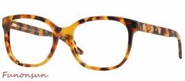 Versace Women's Eyeglasses VE MOD 3203 5119 Havana Tortoise Square Plast... - $105.73
