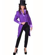 Tailcoat - Purple  Cabaret Tailcoat ,The Joker  Ladies - $37.06+