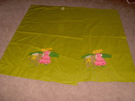 pillow case set - $5.00