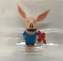 """2010 Brother Ian & Robot 3"""" PVC Action Figure Spin Master Nickelodeon Olivia Pig - $2.97"""