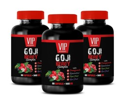 antioxidant complex - Goji Berry Extract 1440mg - blood sugar support 3B - $30.81