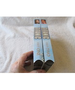 Titanic Two Part VHS Tapes - $10.99