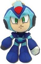 """Authentic Mega Man X Series Plush - Mega Man X4  (GE-52526) 9"""" Plush! - $18.80"""
