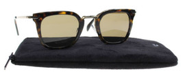 New Celine Sunglasses Women Round CL 41402/S Gold ANTX7 CL41402/S 47mm - $297.99