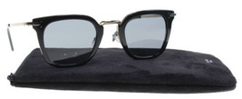 New Celine Sunglasses Women Round CL 41402/S Black ANWG8 CL41402/S 47mm - $297.99