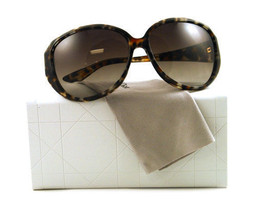 New Christian Dior Sunglasses Women CD Panther 1 Butterfly Brown 503HA C... - £120.03 GBP
