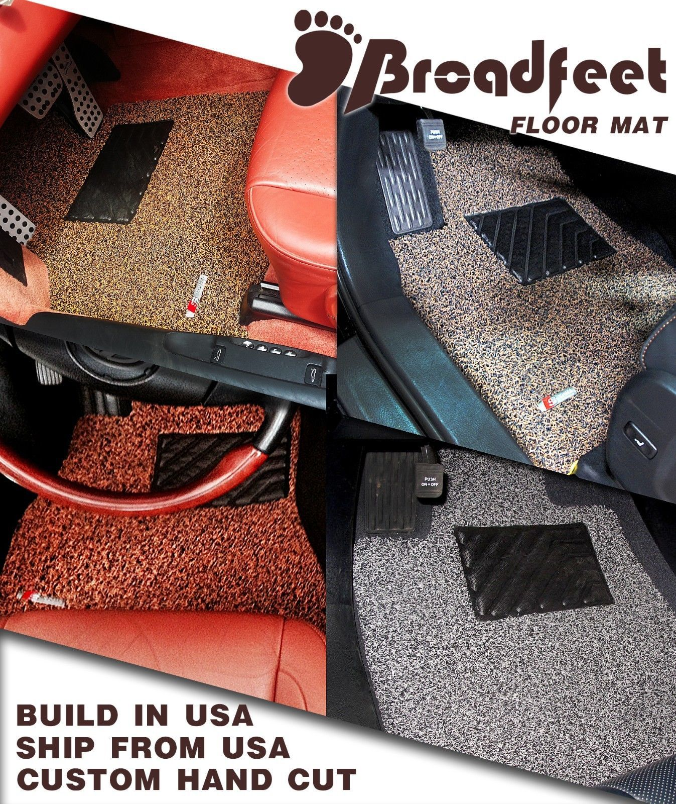 Broadfeet Floor Mats For 2013 2016 Mazda And Similar Items