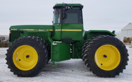 1983 JOHN DEERE 8450 For Sale In Montour, Iowa 50173 image 8