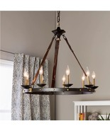 Chandelier Hanging Light Fixture Ceiling Pendan... - $269.95