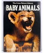 Baby Animals Jane Burton The Color Nature Library 1978 HC/DJ - $3.99