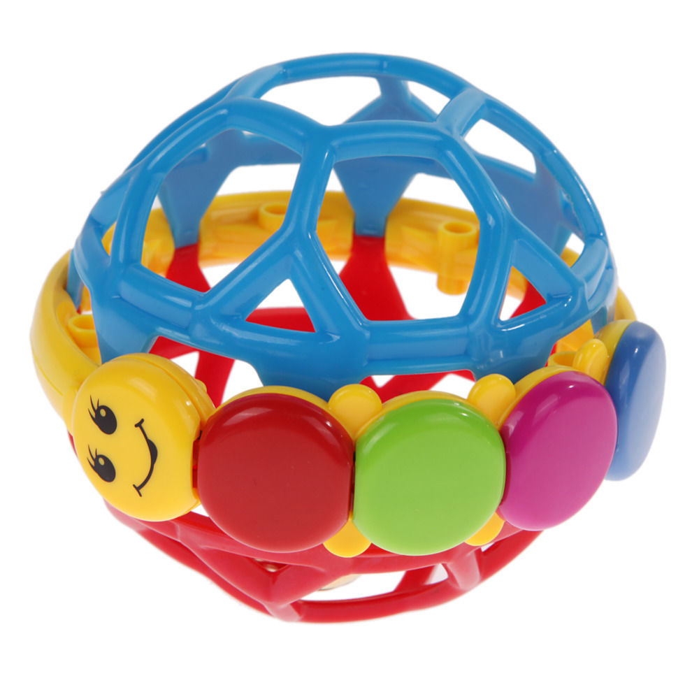 Baby Einstein Bendy Ball Kids Toddlers Funny Multicolor