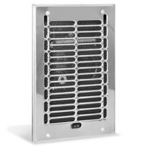Electric Fan Wall Heater Grill Blower Indoor Warm 1000 Watt 3418 BTU 175 SQ FT - $247.99