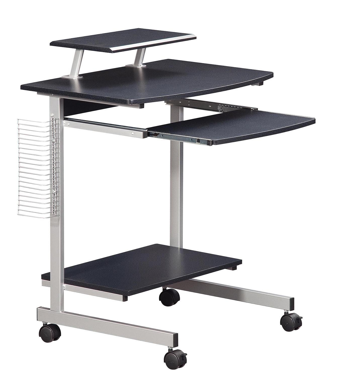 Mobile Compact Computer Cart Printer Stand and 50 similar items