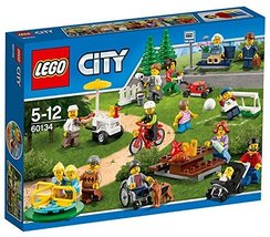 LEGO City Town Fun in the Park - City People Pack 60134 Building Toy - $79.19