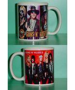 Guns N' Roses Axl Rose, Slash 2 Photo Designer ... - $14.95