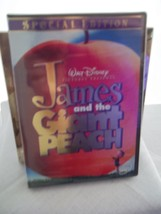 James and the Giant Peach (DVD, 2000)-Brand New - $14.99