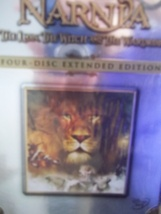 The Chronicles of Narnia: The Lion, The Witch, and the Wardrobe (DVD, 2006, 4-Di - $14.84