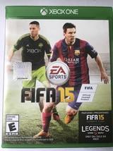 FIFA 15 Microsoft Xbox One, 2014 - $7.69