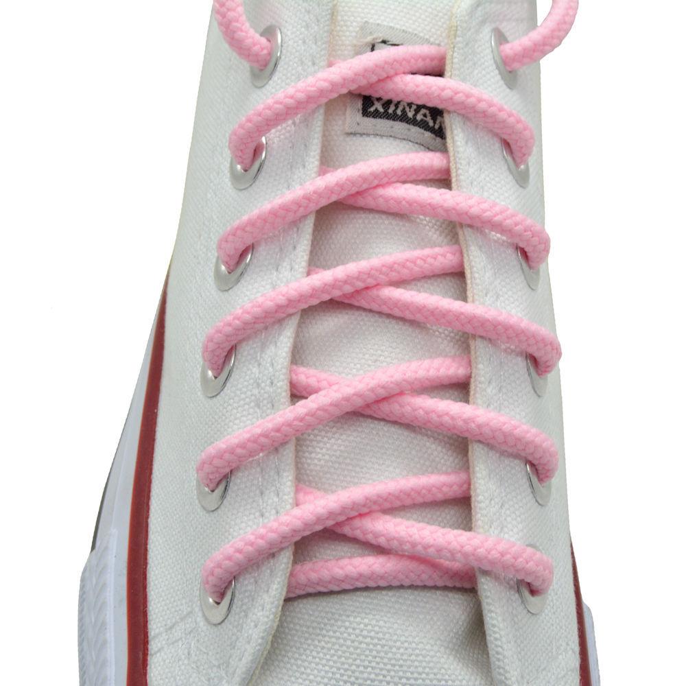 "Orange Round Shoelaces Brand New 27/"",36/"",45/"",54/"""