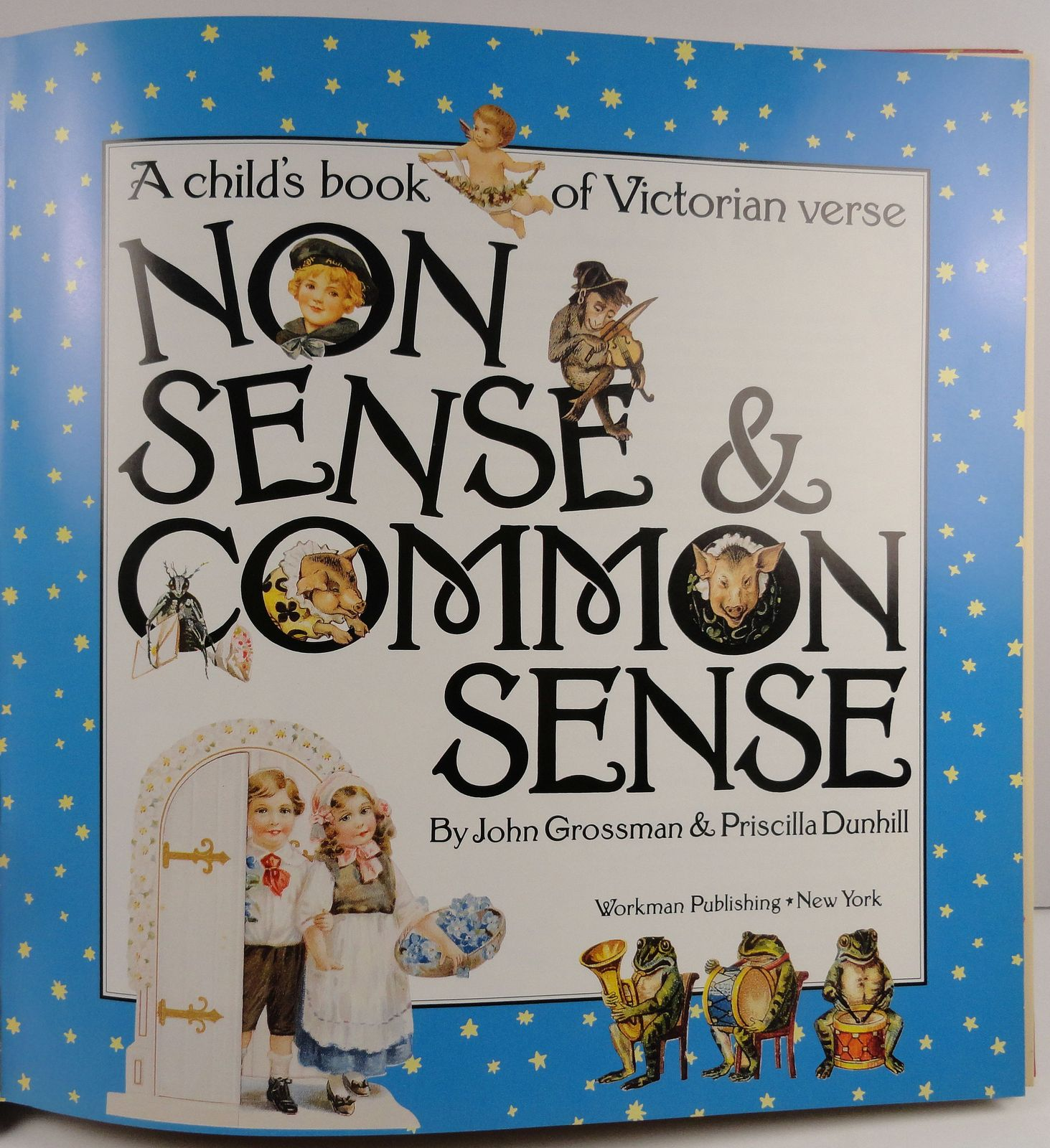 Nonsense and Commonsense John Grossman Victorian Verse
