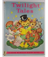 Twilight Tales Miriam Clark Potter Rand McNally Giant Book  - $4.99