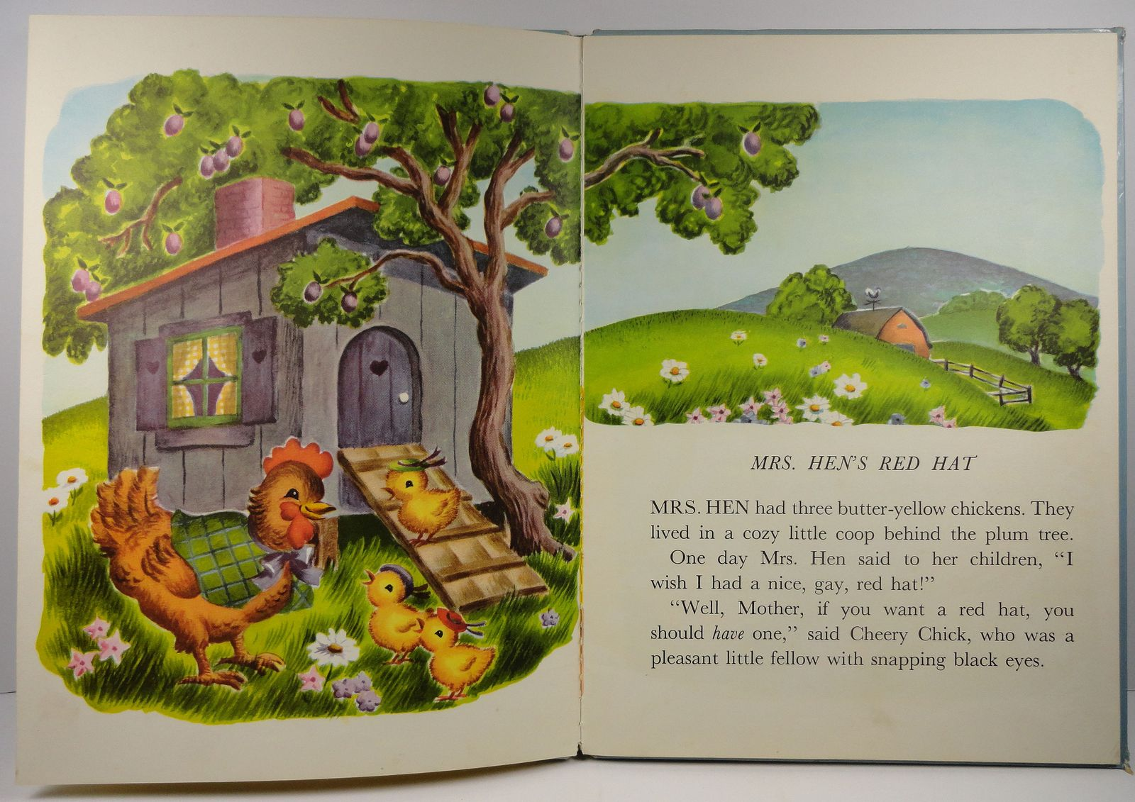 Twilight Tales Miriam Clark Potter Rand McNally Giant Book