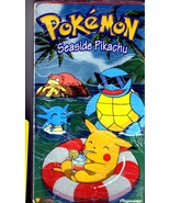 Pokemon VHS Tape  & Pokemon Cards - $7.00