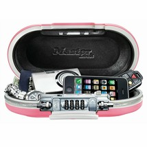 Travel Box Security Compartment Storage Case Water Resistant Combination Lock - $44.42