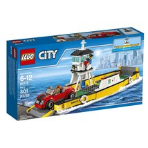 LEGO City Great Vehicles Ferry 60119 Building Toy - $49.45