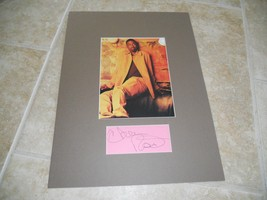 "Chris Rock Comedian Signed Autographed 12""x16"" Photo Display PSA Guaranteed - $99.99"