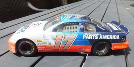 Darrell Waltrip #17 Orange Blue Parts America 95 1:24 Diecast NASCAR Mon... - $19.88