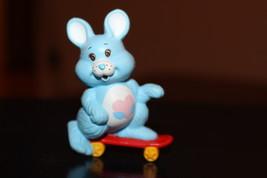 Vintage Kenner Care Bears Cousin Swift Heart Rabbit Mini Figure 1984 - $27.00