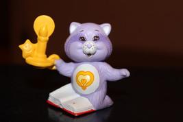 Vintage Kenner Care Bears Cousin Brightheart Racoon Mini Figure 1984 - $27.00
