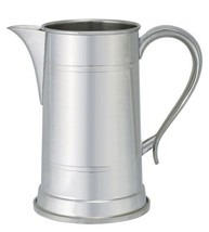 "Woodbury Pitcher 40 oz. 7.75"" Tall - $217.35"