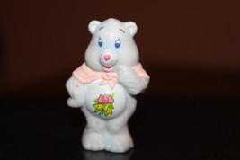 Vintage Kenner Care Bears Grams Bear with Shovel Mini Figure 1984 - $30.00