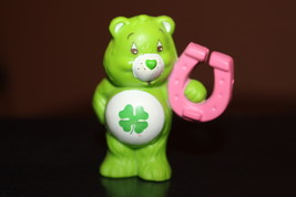 Vintage Kenner Care Bears Good Luck Bear with Horseshoe Mini Figure 1983 - $27.00